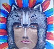 Wolf Man by tarabas57