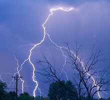 Lightning Thunderstorm 06.05.09 by Bo Insogna
