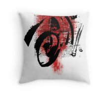 Lets dance! Throw Pillow