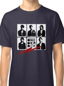One OK Rock Stencil Classic T-Shirt