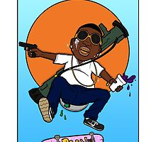 GUCCI MANE PRO SKATER by cassidyfranco
