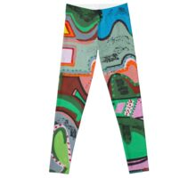 The Circus Barker Leggings
