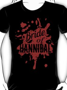 bride of hannibal T-Shirt