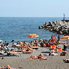 Amalfi Beach by longaray2