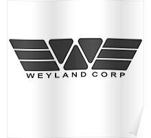 Weyland Corporation Poster
