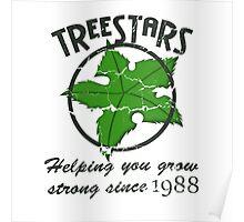 Treestars Poster