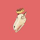 Equine Spirit King by skulldaggery