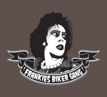 Frankies Biker Gang by satansbrand