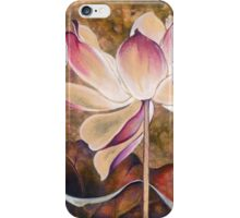 """""""While Waiting for the Sunrise"""" from the series """"In the Lotus Land"""" iPhone Case/Skin"""
