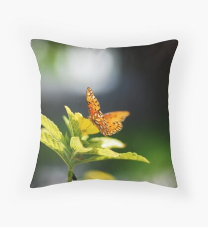 Hope for Ressurection Throw Pillow