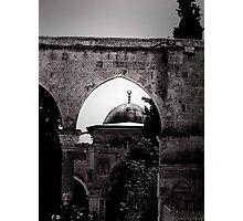Al-Aqsa Mosque Photographic Print
