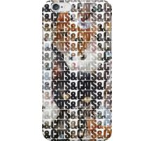 Cats and Cats and iPhone Case/Skin