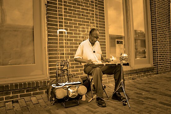 The Music Man by Wendy Mogul