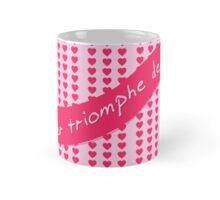 L'amour triomphe de tout (Love Conquers All) Mug