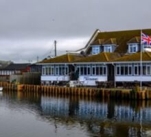 Riverside Restaurant, West Bay,Dorset.UK  Sticker