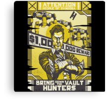Bring Down the Vault Hunters Canvas Print