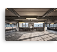 Acton Town Tube Station Canvas Print