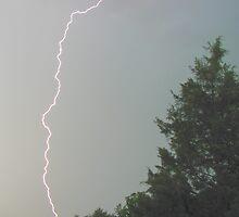 Lightning! by Ginny York