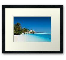 The Seychelles - Eden on Earth Framed Print