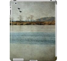 The River Of Time iPad Case/Skin