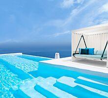Santorini, Greece by Atanas NASKO