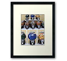 Twenty-five Cents Framed Print