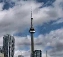 CN Tower by Dan Shiels