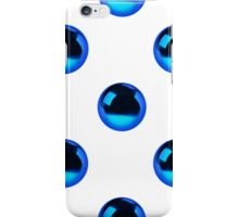 Gazing Ball iPhone Case/Skin