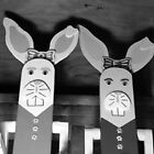 Creepy bunnies by goofygirl1977