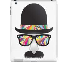 cap man iPad Case/Skin
