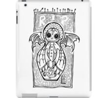 Mort Doll iPad Case/Skin