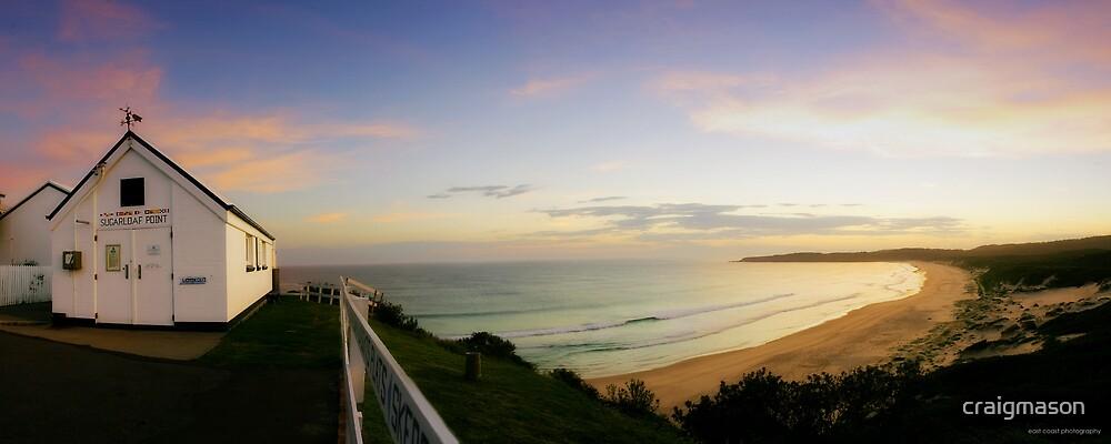 Lighthouse Beach - Seal Rocks NSW by craigmason