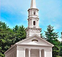 Longfellows Church by Dennis Barr