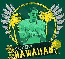 Marcus Mariota - Flyin' Hawaiian by Sithuralom