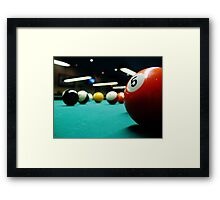 Break'em Framed Print