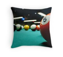 Break'em Throw Pillow