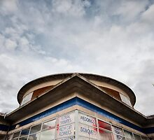Arnos Grove Tube Station by AntSmith