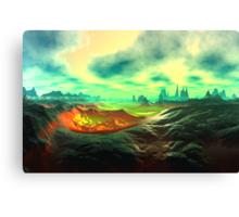 Dream Landscape Canvas Print