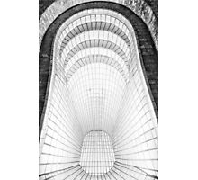 Baker Street Tube Station Photographic Print
