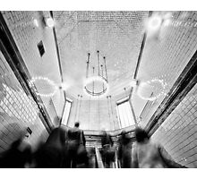 Balham Tube Station Photographic Print