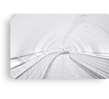 Bank Tube Station Canvas Print