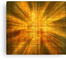 Rays......................................All Products Canvas Print