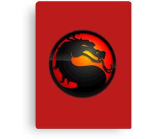 Mortal Kombat HD  Canvas Print