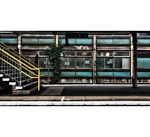 Barking Tube Station Photographic Print
