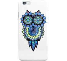 Zen Owl iPhone Case/Skin
