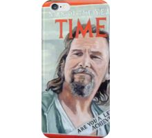 Who Is This Guy? iPhone Case/Skin