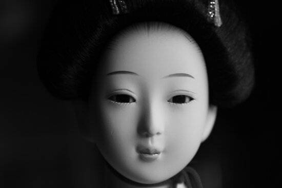 The petite geisha by Tanja Katharina Klesse