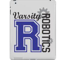 Varsity Robotics iPad Case/Skin