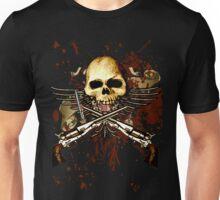 Sixgun Skull Unisex T-Shirt