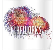 The Fourth of July Poster